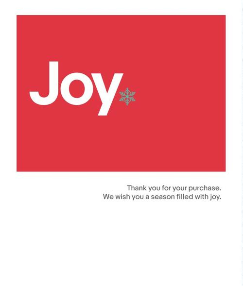 eBay Holiday Card